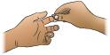 Thumbnail of First Aid - Bleeding Finger