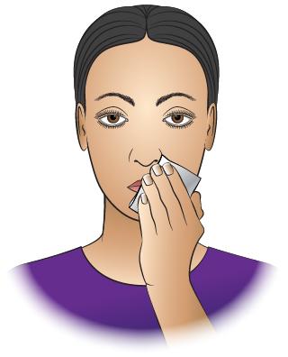 First Aid - Bleeding Mouth
